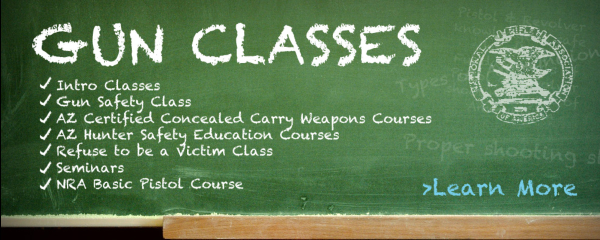 Gun Classes